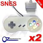 2 x Controller for SNES Nintendo SNES Brand New Free Shipping from Australia