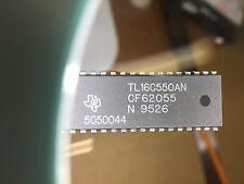 10 X TL16C550AN   UART, 40 Pin, Plastic, DIP   TEXAS INSTRUMENTS