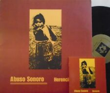 ABUSO SONORO - Herencia ~ VINYL LP + INSERT US PRESS