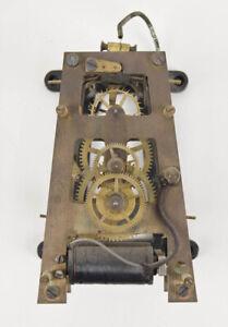 Standard Electric master clock seconds beat movement @ 1910 Original Excellent