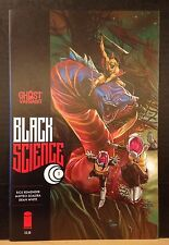 BLACK SCIENCE #1 (2013) RAFAEL ALBUQUERQUE GHOST VARIANT IMAGE COMICS