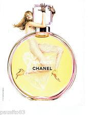 PUBLICITE ADVERTISING 056  2004   Chanel   parfum Chance