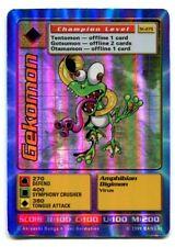 St-27S Gekomon HOLO Special Chase Card Digimon TCG Rare Digi-Battle Bandai