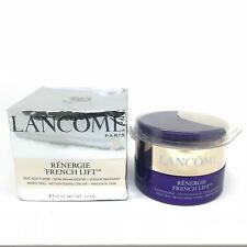 Lancome Renergie French Lift Night Duo Retightening Cream & Massage Disk 1.7 oz