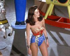 LYNDA CARTER Wonder Woman NEW 8X10 PHOTO ZGA 72