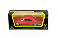 RED 1964 MERCURY MARAUDER 1:43 ROAD SIGNATURE LUCKY DIECAST YATMING