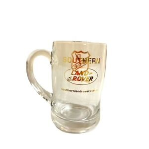 Southern Land Rover Clear Mug 500ml Collectable Man of the Match