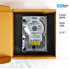 """Western Digital 500GB Hard Drive WD5000AAKS SATA Caviar Blue 3.5"""" 7200RPM 16MB"""