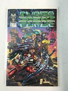 Cyber Force #1 Image Comics