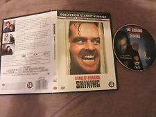 Shining de Stanley Kubrick avec Jack Nicholson, DVD, Thriller