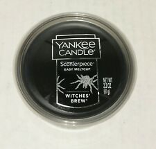 YANKEE CANDLE HALLOWEEN WITCHES BREW WAX MELT CUP BRAND NEW