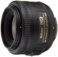 Nikon single focus lens AF-S DX NIKKOR 35mm f/1.8 G Nikon DX format only F/S