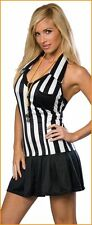 I LOVE FOUL PLAY SEXY REFEREE SPORTS HALLOWEEN COSTUME SECRET WISHES ATHLETE