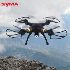 Syma X8W 2.4Ghz 4CH RC Drone FPV (Real Time) Quadcopter with Wifi Camera - BLACK
