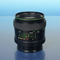 Hanimex Automatic MC 2.8/28mm lens objectif Objektiv für Konica AR - (40663)