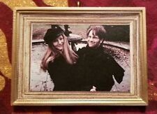 Lily And James Potter Portrait Christmas Ornament Parents Harry Potter Handmade