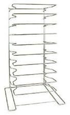 PIZZA PAN STACK RACK - 10 SLOT