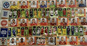 Single Euro 2020 Stickers (10). Choose From The List - Complete Your Collection!