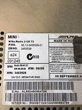 Autoradio Mini Originale Lettore Cd