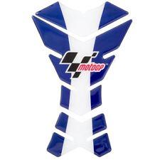 Officiel MotoGP 3 pièces moto protection renforcée Réservoir Bleu Blanc Neuf