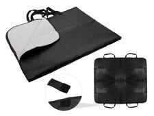 Autositzschutz für Haustiere P879003 Sitzschoner Schwarz Schutz-Bezug Unterlage