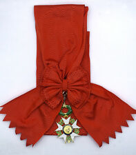 Grand Cross of the French Legion of Honor,3rd Republic  WITH RIBBON Sash