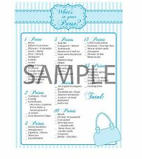 Blue Baby Boy Set of 5 Printable Shower Games