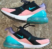 Mens Nike Airmax 270 Shoes Pastel Geometric Abstract Size 9 Trainer Men's