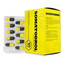 Iridium Labs Somatodrol 60 Kaps,Testosteron Booster,HGH Activator Muskelwachstum