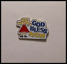 Pin God Bless Mom She does everything for us Show her you care Lapel Hat New D12