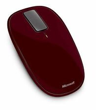Microsoft Explorer Touch Wireless Mouse Sangria Red Laptop Notebook