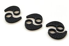 Brand New Replacement Silicone Ear Fins For Jaybird Bluebuds X 3 Pairs (Medium)