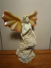 "Mermaid Angel of the Sea ""Love of the Sea"" Statue"