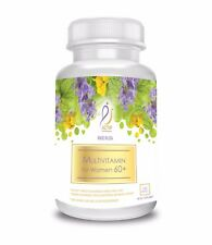 Actif Multivitamin for Women 60+ with 30 Organic Vitamins and Herbs, Non-GMO