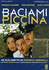 Dvd BACIAMI PICCINA - (2005)  ......NUOVO