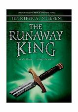 The Runaway King (The Ascendance Trilogy) Free Shipping