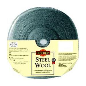 Liberon Steel Wool Extra Fine 0000 - 1 kilo