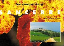 VINEYARDS of SANCERRE france loire valley winemakers viticulture harvesting