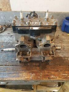1981 Yamaha SRX 440 Engine Motor