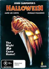 Halloween (DVD) John Carpenter's The Night He Came Home [All Regions] NEW/SEALED