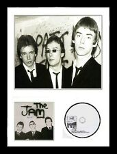 The Jam / Limited Edition / Framed / Photo & CD Presentation / In the City