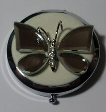"UNITY GIFTS""BUTTERFLY REFLECT - COMPACT MIRROR""  74660   MINT IN BOX"