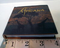 African Africana Book of Quotes words of Love 2001