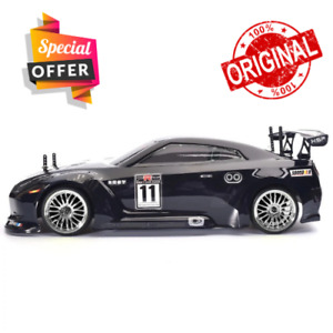 HSP RC Car 4WD Nitro Gas Power Remote Control 1:10 Scale Road Drift Racing Car