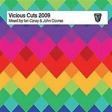 VICIOUS CUTS 2009: Ian Carey, John Course: 2CD NEW