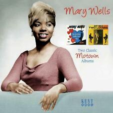 MARY WELLS The One Who Really Loves../ Two Lovers NEW 60s SOUL MOTOWN CD (KENT)