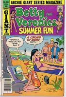 Archie Giant Series #496 ORIGINAL Vintage 1980 GGA Veronica Bikini Cover