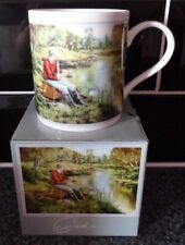 Cachet Fine China Mug FISHING