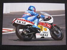Photo Akai Yamaha YZR500 OW48R #2 Christian Sarron (FRA) Bikers' Classics in Spa
