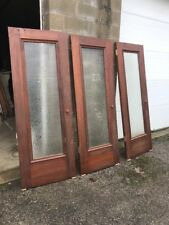 Mar 250 3available price separate antique walnut full view textured glass doors…